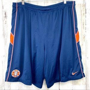 Nike Team University of Illinois Basketball Shorts